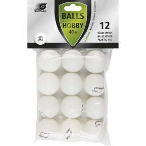 Μπαλάκια Ping-Pong 12άδα προπόνησης SUNFLEX HOBBY(Κωδ: S27-0058)